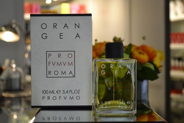Fragranze Orangea di Profvmvm Roma da Mon Petit Parfum